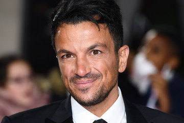 Peter Andre Pride Of Britain Awards 2019 - Red Carpet Arrivals