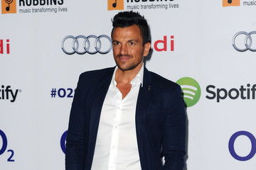Peter Andre Nordoff Robbins 02 Silver Clef Awards - Outside Arrivals