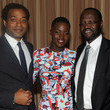 "Peter Anyang' Nyong'o GREY GOOSE Presents ""12 Years A Slave"" Dinner"