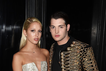 Peter Brant Jr. Balmain And Olivier Rousteing Celebrate After The Met Gala - Inside