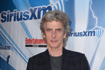 Peter Capaldi SiriusXM's Entertainment Weekly Radio Channel Broadcasts From Comic Con 2017 - Day 3