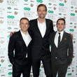 Peter Crouch National Book Awards - Red Carpet Arrivals