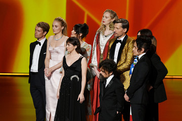 Peter Dinklage Maisie Williams 71st Emmy Awards - Show