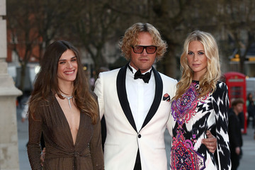 Peter Dundas Arrivals at the Glamour of Italian Fashion