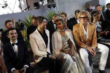 Peter Dundas Fashion for Relief - Front Row - The 70th Annual Cannes Film Festival