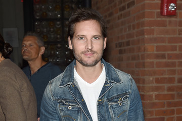 Peter Facinelli The Cinema Society and Ruffino Host a Screening of Warner Bros. Pictures' 'The Intern' - After Party