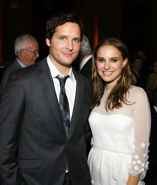 Peter Facinelli Actor Peter Facinelli and FINCA Ambassador of Hope Natalie Portman attend the FINCA 25th Anniversary Creating Pathways Out of Poverty event at Capitale Bowery on November 18, 2010 in New York City.