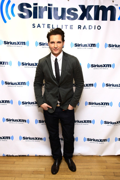 Peter Facinelli Actor Peter Facinelli visits SiriusXM Studios on January 11, 2012 in New York City.