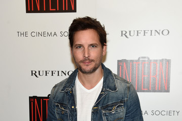 Peter Facinelli The Cinema Society and Ruffino Host a Screening of Warner Bros. Pictures' 'The Intern' - Arrivals