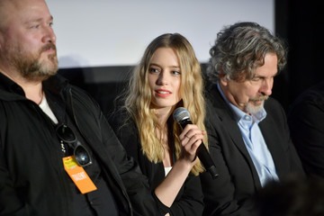 Peter Farrelly Anja Savcic Vulture Festival Presented By AT&T - DAY 1
