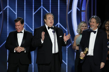 Peter Farrelly Brian Currie 76th Annual Golden Globe Awards - Show