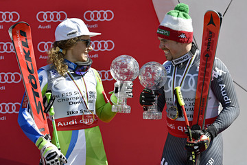 Peter Fill Audi FIS Alpine Ski World Cup - Men's and Women's Downhill