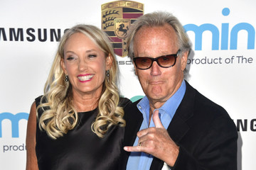 Peter Fonda Goldie's Love In For Kids - Arrivals