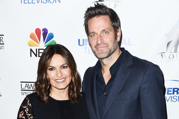 Peter Hermann TV Guide Celebrates Mariska Hargitay