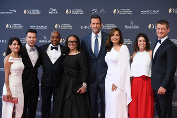 Peter Hermann Opening Ceremony - 58th Monte Carlo TV Festival