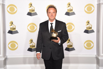 Peter Kater 60th Annual GRAMMY Awards - Press Room