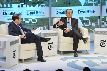 Peter Lattman The New York Times DealBook Conference in NYC