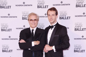 Peter Martins New York City Ballet 2015 Spring Gala