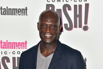 Peter Mensah Entertainment Weekly Comic-Con Celebration - Arrivals