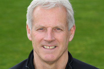 Peter Moores Nottinghamshire CCC Photocall