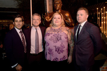 Peter Nelson Premiere Of HBO's 'Andre The Giant' - After Party