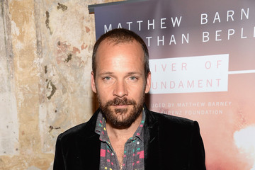 "Peter Sarsgaard ""River Of Fundament"" World Premiere"