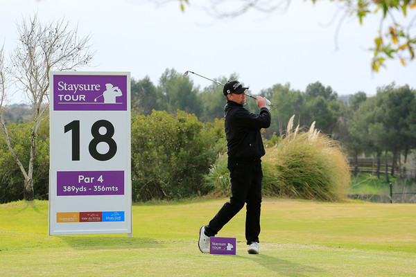Staysure Tour - Qualifying School Finals: Day One