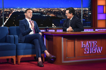 "Peter Serafinowicz CBS's ""The Late Show with Stephen Colbert"" - Season Two"