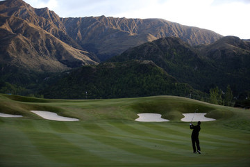 Peter Smith New Zealand Golf Open - Day 1