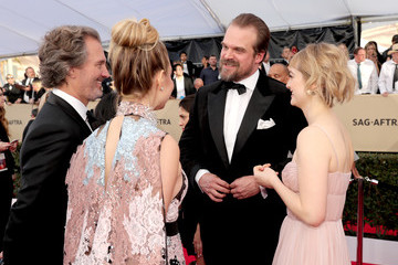 Peter Thum 24th Annual Screen Actors Guild Awards - Red Carpet