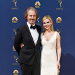 Peter Thum 70th Emmy Awards - Arrivals