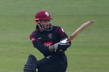 Peter Trego Kent Vs. Somerset - Royal London One-Day Cup