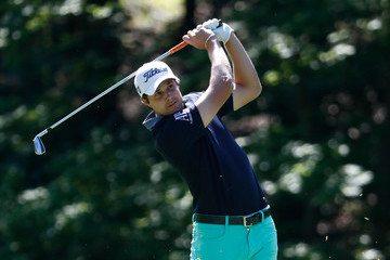 Peter Uihlein The Memorial Tournament Presented By Nationwide - Round Two