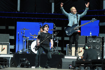 Peter Wentz Global Citizen 2015 Earth Day On National Mall To End Extreme Poverty And Solve Climate Change - Show