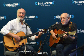 Peter Yarrow Noel Stokkey and Peter Yarrow Get Sirius