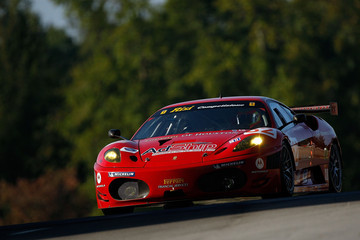 Jaime Melo Petit Le Mans Practice and Qualifying