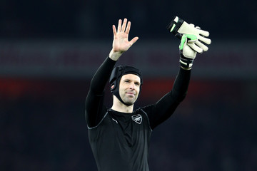 Petr Cech Arsenal v Lincoln City - The Emirates FA Cup Quarter-Final