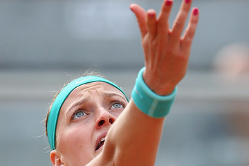Petra Kvitova The Internazionali BNL d'Italia 2015 - Day Five
