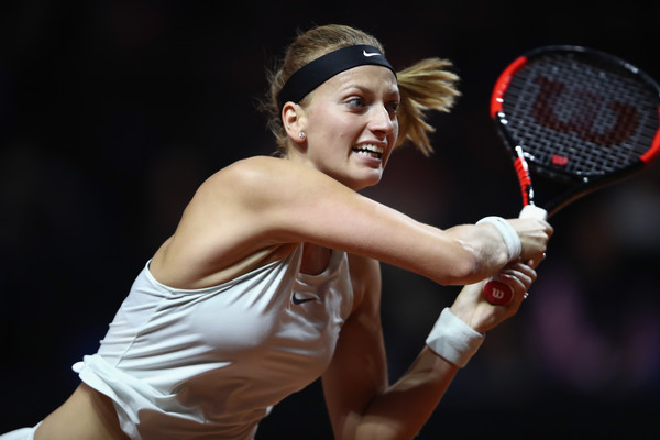 REPORT: Man Arrested In Connection With Knife Attack On Petra Kvitova