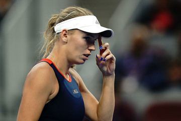 Petra Martic 2018 China Open - Day 5