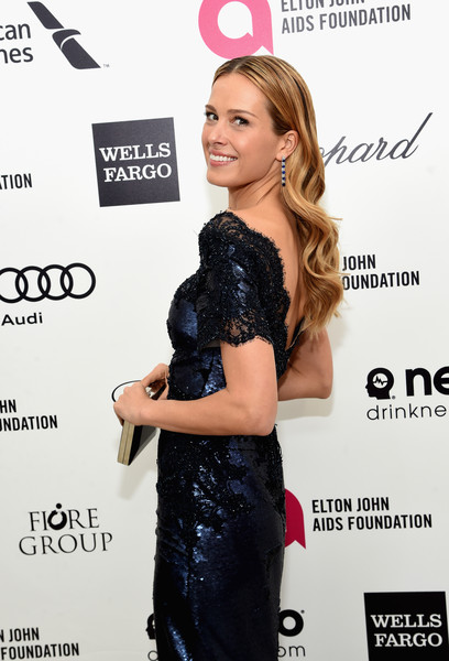 Arrivals at the Elton John AIDS Foundation Oscars Viewing Party — Part 3