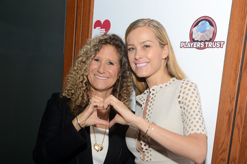 Petra Nemcova Edie Lutnick Annual Charity Day Hosted by Cantor Fitzgerald and BGC - Cantor Fitzgerald Office - Arrivals