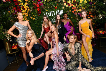 Petra Nemcova Vanity Fair And Saks Fifth Avenue Celebrate Vanity Fair's Best-Dressed 2018