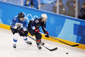 Petra Nieminen Ice Hockey - Winter Olympics Day 10