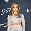 Peyton List 21st Annual Warner Bros. And InStyle Golden Globe After Party - Arrivals