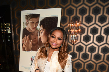 Phaedra Parks Atlanta Junket for the New Warner Bros. Movie 'EVERYTHING, EVERYTHING'