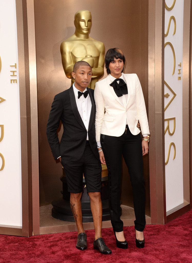 Pharrell At The Oscars 2014 | The Neptunes #1 fan site ...
