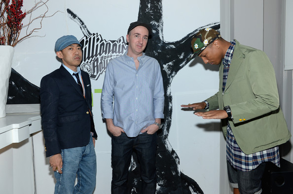 Pharrell Williams Brian Donnelly Photos - 1 of 1