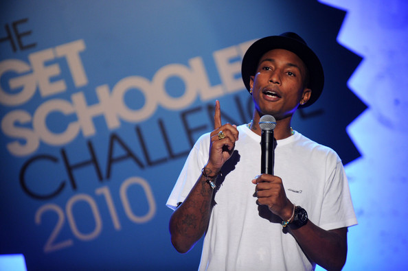 Pharrell Williams High School Pharrell Williams Pictures
