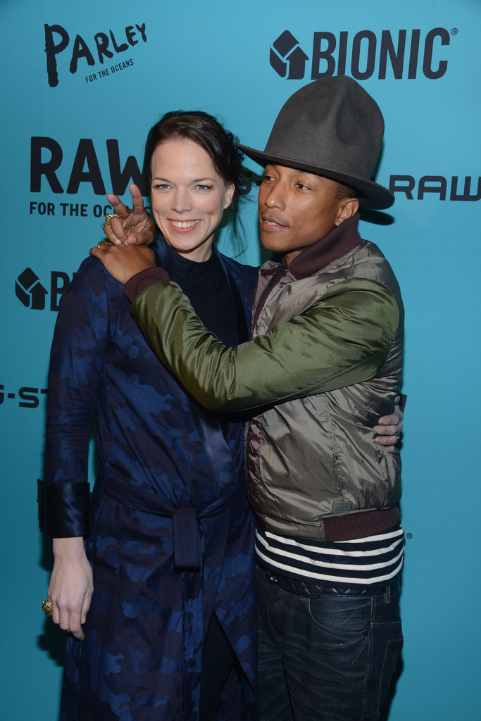 Pharrell Helps G-Star Turn Ocean Pollution Into Denim
